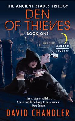 Den of Thieves By Chandler, David
